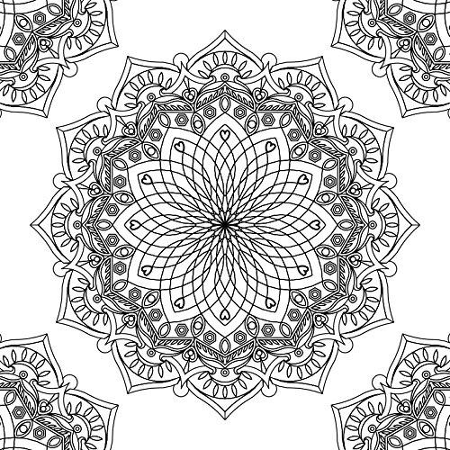 Mindfulness Mandala Colouring Book | OUCH(uk) - Cluster ...
